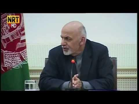 Ahead of U S visit, Afghan leader warns of Islamic State threat