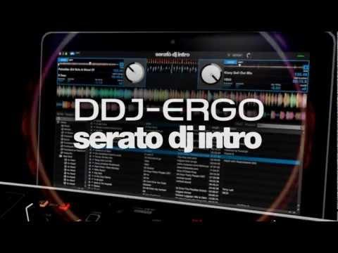 DDJ-ERGO-V Supports Serato DJ