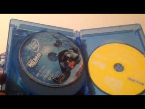 Finding Nemo Blu-ray 3D Ultimate Collector's Edition Review