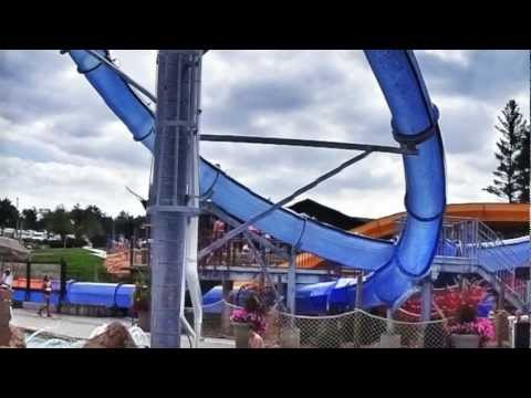 Lunar Drop Wilderness Water Park Wisconsin Dells