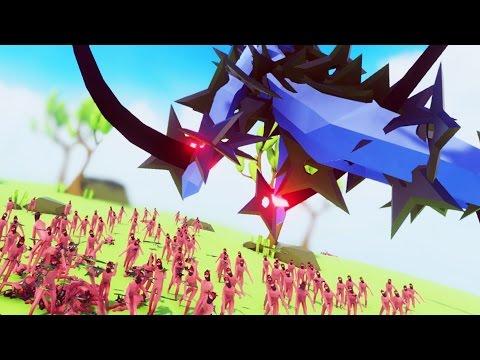 300 NINJA MASTERS vs DARK PEASANT - Totally Accurate Battle Simulator | Pungence