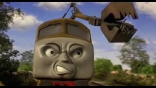 Thomas Die Fantastische Lokomotive - Chase (HD) German