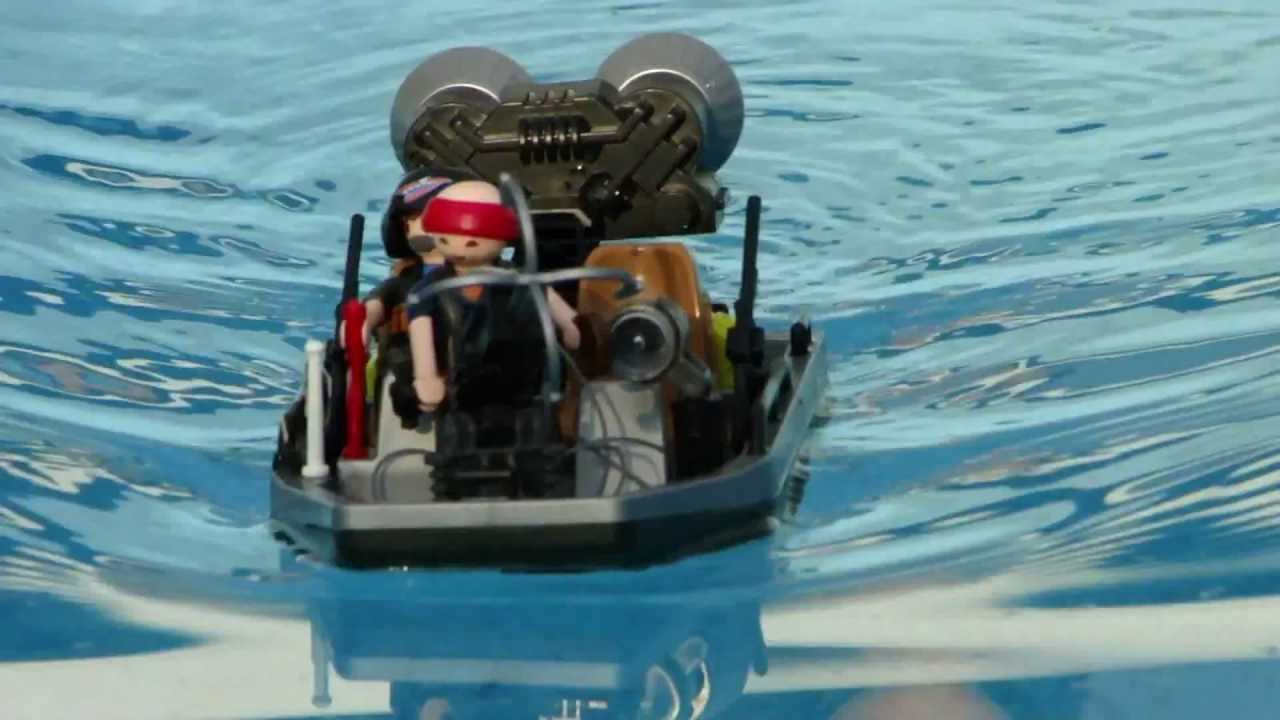 playmobil 5 boats barcos bateaux the test youtube. Black Bedroom Furniture Sets. Home Design Ideas
