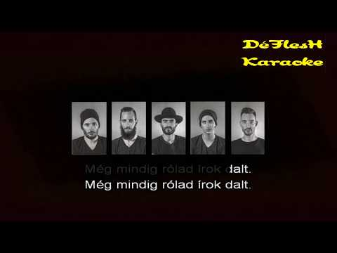 BYEALEX - MÉG MINDIG (Magyar Karaoke)