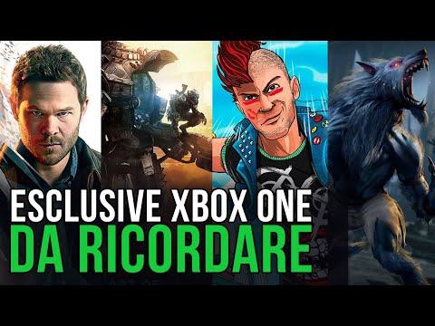 Grandi Esclusive Xbox One SOTTOVALUTATE, da ricordare!