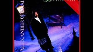 Watch Alexander ONeal Sleigh Ride video