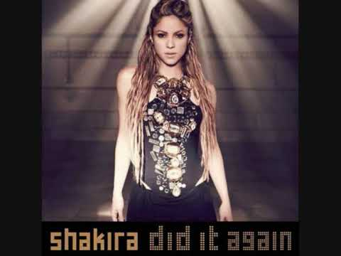 Shakira Feat. Kid Cudi - Did It Again (Benassi remix)