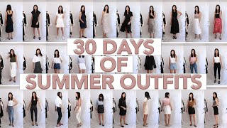 30 DAYS OF OUTFITS FOR AUGUST (Summer Edition) - Minimal Style | Mademoiselle