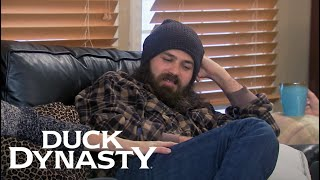 Duck Dynasty: Jep Talks About His Seizure (Season 7, Episode 10) | A&E