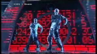 Denmark's Got Talent Insane Robot Boys Routine