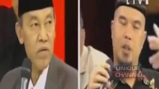 HEBOH! Ahmad Dhani Ribut Dengan Hamka Haq Belain Ahok Hina Al Maidah 51, ILC 11 Oktober 20
