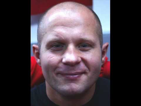 Fedor Emelianenko In New York