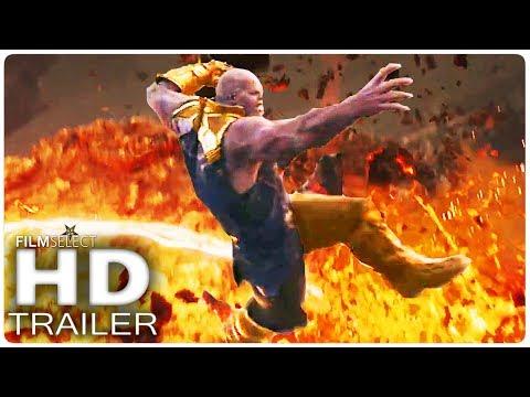 AVENGERS INFINITY WAR Trailer Finale Italiano (2018)