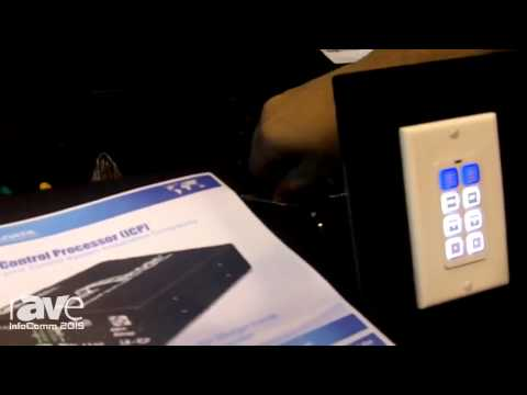 InfoComm 2015: Broadata Communications Inc. Introduces In-Line Control Processor