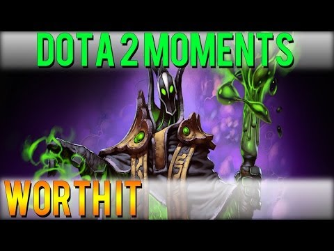 Dota 2 Moments - Worth It