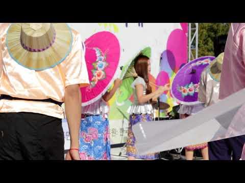 【official Video】khmer In Korea | Khmer Music | Dance Show Savi Lai | Phleng Khmer video