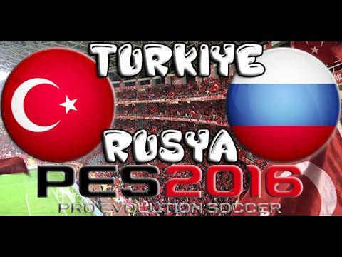 Watch Full  pes 2016 turkiye rusya hazirlik maci Online Full Movie