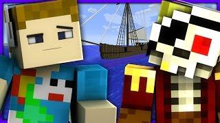 Minecraft: PIRATE MINI ADVENTURE | X MARKS THE TREASURE