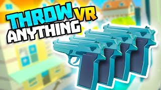 Download Lagu USING A PRINTER TO CLONE GUNS! - Throw Anything VR Gameplay - VR HTC Vive Gameplay Gratis STAFABAND