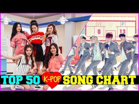 K-POP SONG CHART [TOP 50] SEPTEMBER 2015 [WEEK 4]