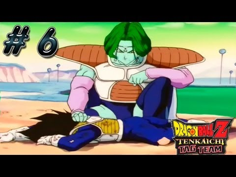 Dragon Ball Z Tenkaichi Tag Team - Psp - Español - Parte # 6 video