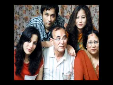 sapana shrestha_hindi song o maa o maa
