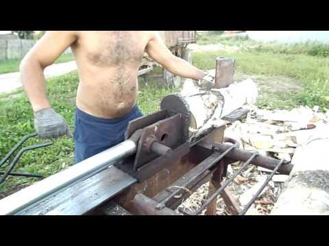 Как сделать самому дровокол простой