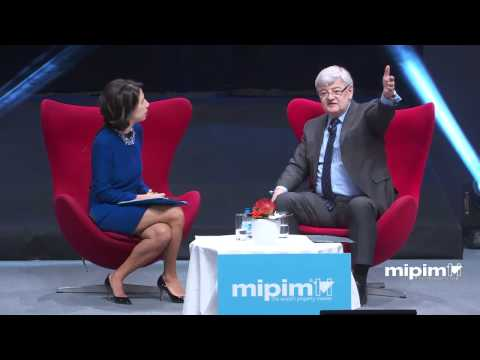 MIPIM 2012:  Keynote address on Global Economics & the Euro zone (Edited)