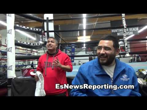 reaction to floyd mayweather and manny pacquiao first face to face meeting - EsNews