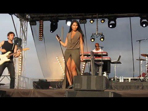 Download Lagu Anggun performing at Barbezieux MP3 Free
