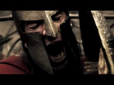300 Music video - Crusaders of the Light