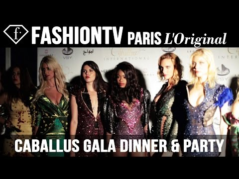 Caballus Gala Dinner & Party In Monaco With House Of Luxury | Fashiontv video