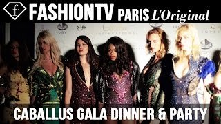 Caballus Gala Dinner & Party in Monaco with House of Luxury | FashionTV