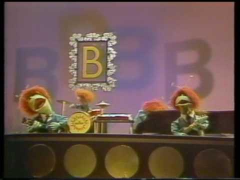 Sesame Street - Letter B - YouTube