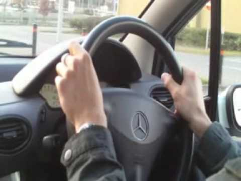 Driving Test Tips - How to steer a car - A-Class Driving School