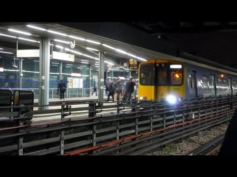 Rare (Train) Move @ Stratford Station London