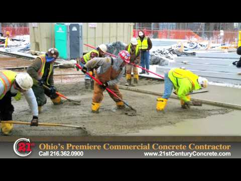 Commercial Concrete Contractor Euclid OH | 216-362-0900 |  Cement Euclid Ohio