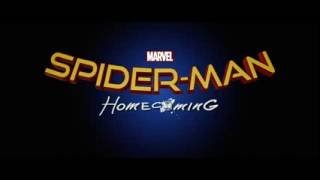 SPIDER-MAN: HOMECOMING Fan Made Title Sequence