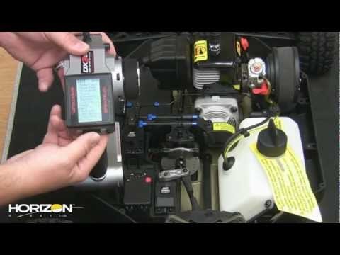 HorizonHobby.com How-To: Losi 5IVE-T Initial Unboxing and Setup