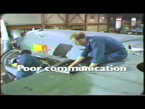 Human Performance in Maintenance - By Transport Canada (1996)