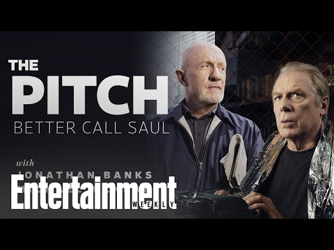 "Jonathan Banks & Michael McKean pitch ""Better Call Saul"" to Ruth Bader Ginsburg"