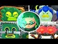 Splatoon 2 Octo Expansion - All Bosses & Ending