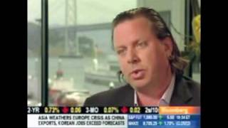 Bloomberg TV - 'Venture' Interview with TRE's Nic Perkin