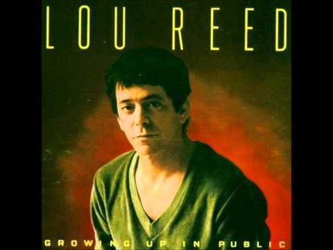 Lou Reed - How Do You Speak To An Angel