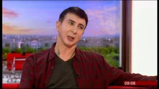 Marc Almond on BBC Breakfast – 3 March 2015