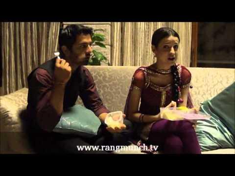 Barun and Sanaya- Rangmunch.TV- Part 1