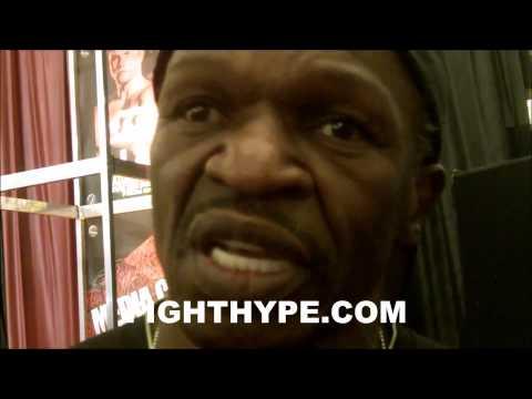 FLOYD MAYWEATHER SR TALKS MAYWEATHER VS MAIDANA 2 SAYS REF WILL STOP MAIDANAS MMA TACTICS