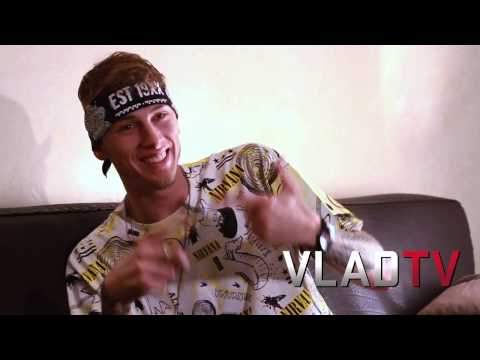 Machine Gun Kelly: I Was Almost Exposed On Stage! video