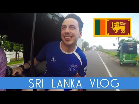 Travelling To Sri Lanka