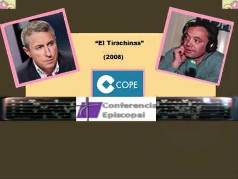 Bronca-radio entre José A. Abellán y Melchor Miralles por Ramón Calderón (2008)